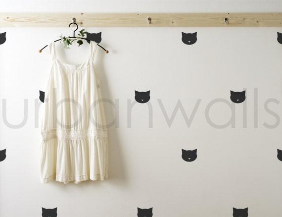 Vinyl Wall Sticker Decal Art - Cats