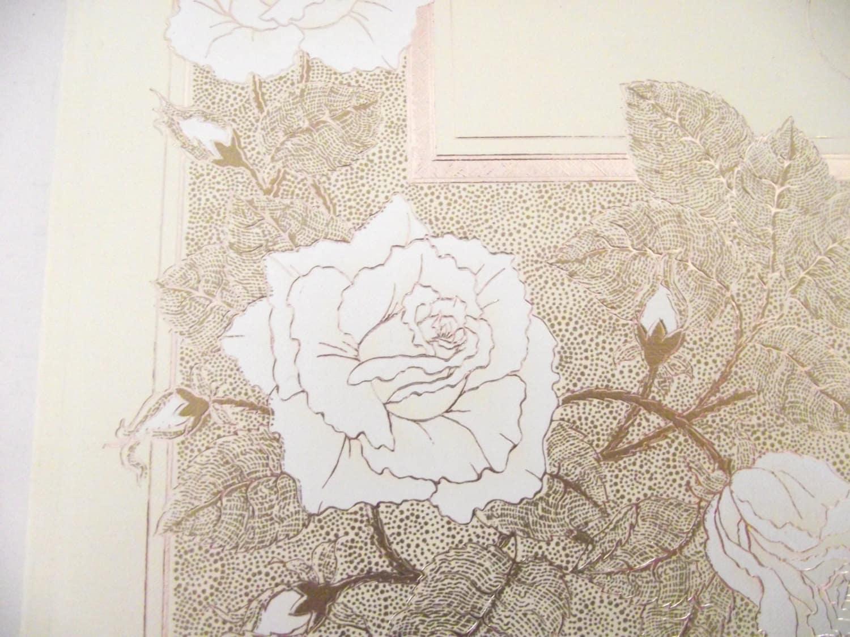 Hallmark Wedding Anniversary Gifts: Our Golden Wedding Anniversary Vintage Hallmark By