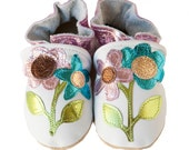 Garden Party (baby shoes in all-leather)