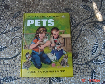 Now You can read about Pets by Stephen Attmore - Large Print 1984