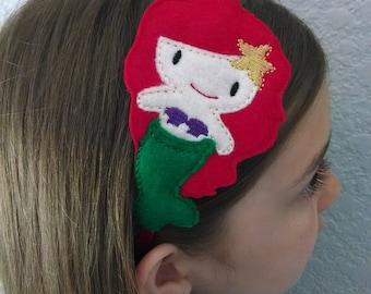 Disney Princess Headband Ariel Anna Elsa Frozen