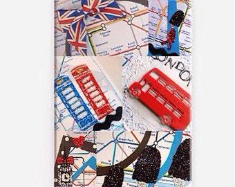 iPhone 5 phone cover - London Underground