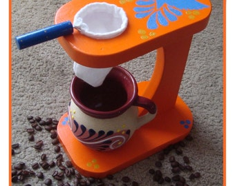 Handmade Mexican Drip Coffee Maker (SOCK)
