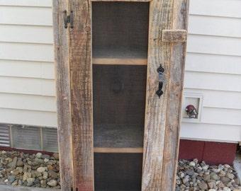 Screen Door Cabinet