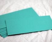 turquoise wedding | QTY 7 mailing envelopes | #10 envelope | envelope mail art | plain envelope
