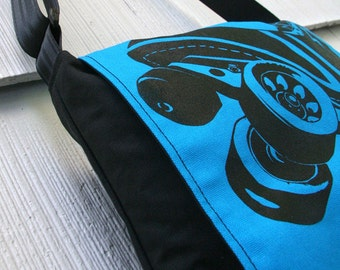 Custom Made to order Flap Tote