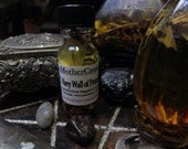 Fiery Wall Oil Wicca Pagan Spirituality Religion Ceremonies Hoodoo Metaphysical MaidenMotherCrone Herbs Powder Incense