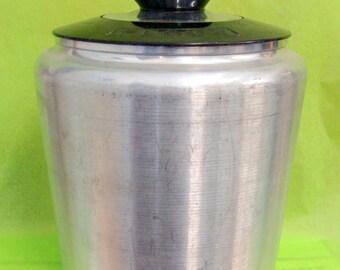 Vintage Kromex Kitchen Flour Container