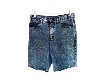 gNar gnAR aCid-waSheD deNim sHoRts froM aTTrak meN's mEdiUm