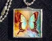 Custom Listing for Lys / Fifteen Glass Soldered Pendants