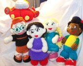 Crochet Little Einsteins
