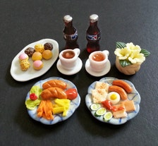 Miniatures In Collectibles Etsy Home Amp Living