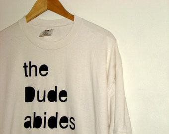 FREE US SHIPPING - Men's Xl The Dude Abides