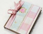 Shabby Garden mini notebook