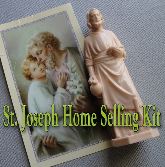 St Joseph Statue To Sell House Instructions