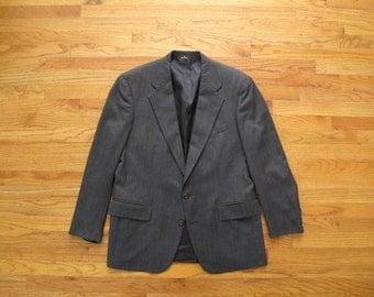 polo university club glen plaid blazer