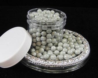 Sugar Pearls - Silver  - 2oz by Volume