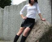 Essential Latex  Miniskirt, the Fetish Staple