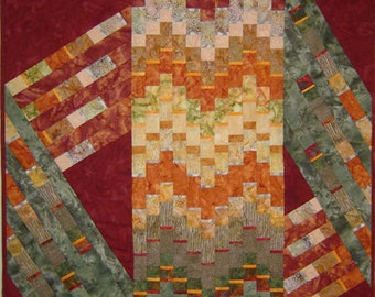 Garden Path Wall Art Quilt