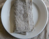 the minna washed linen napkin (set of 4)