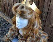 Sleeping Beauty or Briar Rose v2 Princess Wig Screen Quality Custom Couture Styled