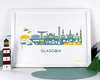 Personalised Wedding Gifts Glasgow : Glasgow Etsy UK