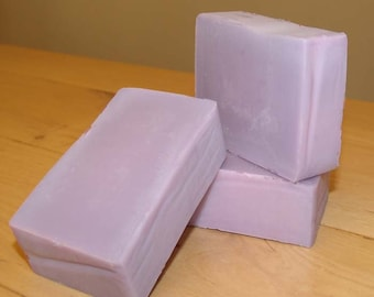 Lavender and Cream Soap