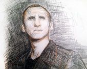 Portrait of the Ninth Doctor