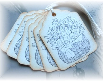 Easter Basket Tags (8)