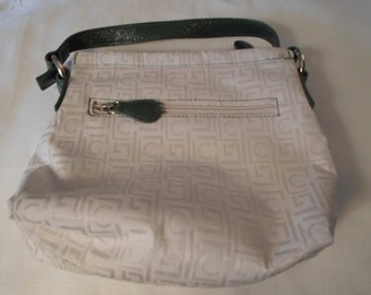 LIZ CLAIBORNE PURSE / Shoulder Bag / Crossbody / Handbag / Organizer / Designer / New-Old-Stock / Trendy / Retro / Mod / Chic / Accessory
