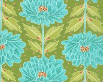Chantilly - Wallflowers in Field by Lauren + Jessi Jung for Moda Fabrics