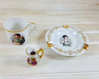 Vintage Limoges Porcelain Collectibles