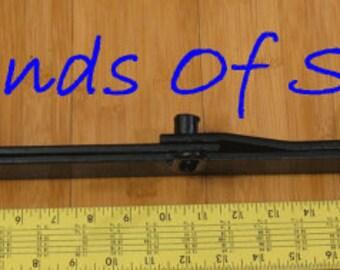 Longbar Center Lock Handcuffs Restraint Bonds of Steel Mature