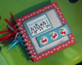 RECIPE JOURNAL Book Personalized