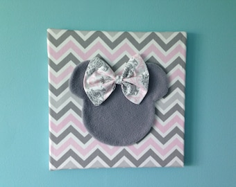 Minnie 'Bella' Wall Art