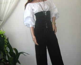 Sleek, stylish and beautiful ladies overalls