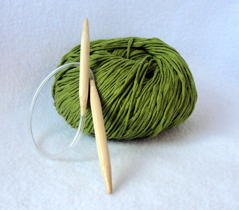 Knitting With Circular Needles : Bamboo knitting needles creatys for