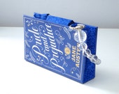 Jane Austen Pride Prejudice Book Purse - Ready to Ship