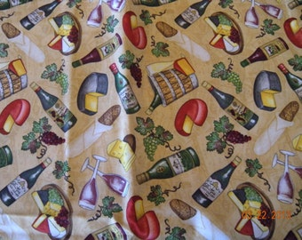 Wine Country Bonijean Fabric South Sea Imports