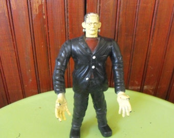 Vintage 1986 Imperial Toys Universal Pictures Frankenstein Poseable Toy