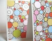 Stationary Cards with Envelopes, Blank Inside, Set of 6, Gift for Writers, Gift for Mom, Gift for Teacher, Stocking Stuffer