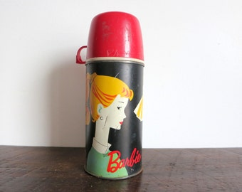 Retro Barbie Thermos