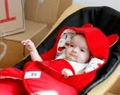 Mezoome Organic Baby Sleeping Bag / Organic sleep sack for Infants / Babies