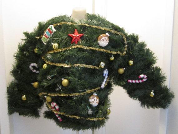 Items Similar To Walking Christmas Tree Lighted Christmas
