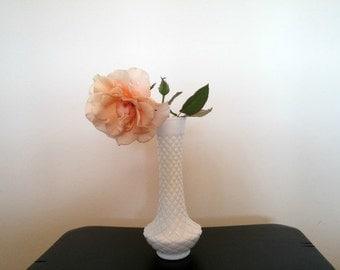 Vintage Milk Glass Hobnail Vase  Online Vintage, vintage clothing, home accents, vintage dress