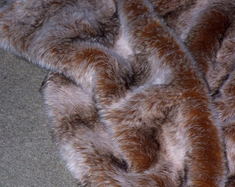 Creamy Chinchilla Faux Fur . . . 805. . . . .Special Price . . .6.00 Flat Rate Shipping
