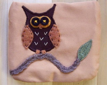 Owl Gold, Small Pouch