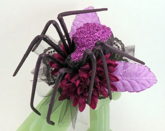 Giant Spider Corsage Costume