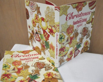 Christmas with Southern LIving 1983 Christmas Around the South Favorite Projects, Patterns, Ideas, Crafts, Decor, Recipes & a Great Read