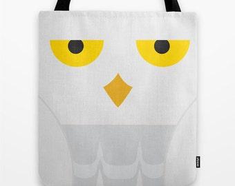 Owl, tote bag, bag, shoulder bag